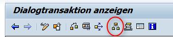 Suchen im SAP Dialogtransaktion anzeigen