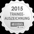 Traineeauszeichnung-Absolventa