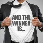 The Winnr is...