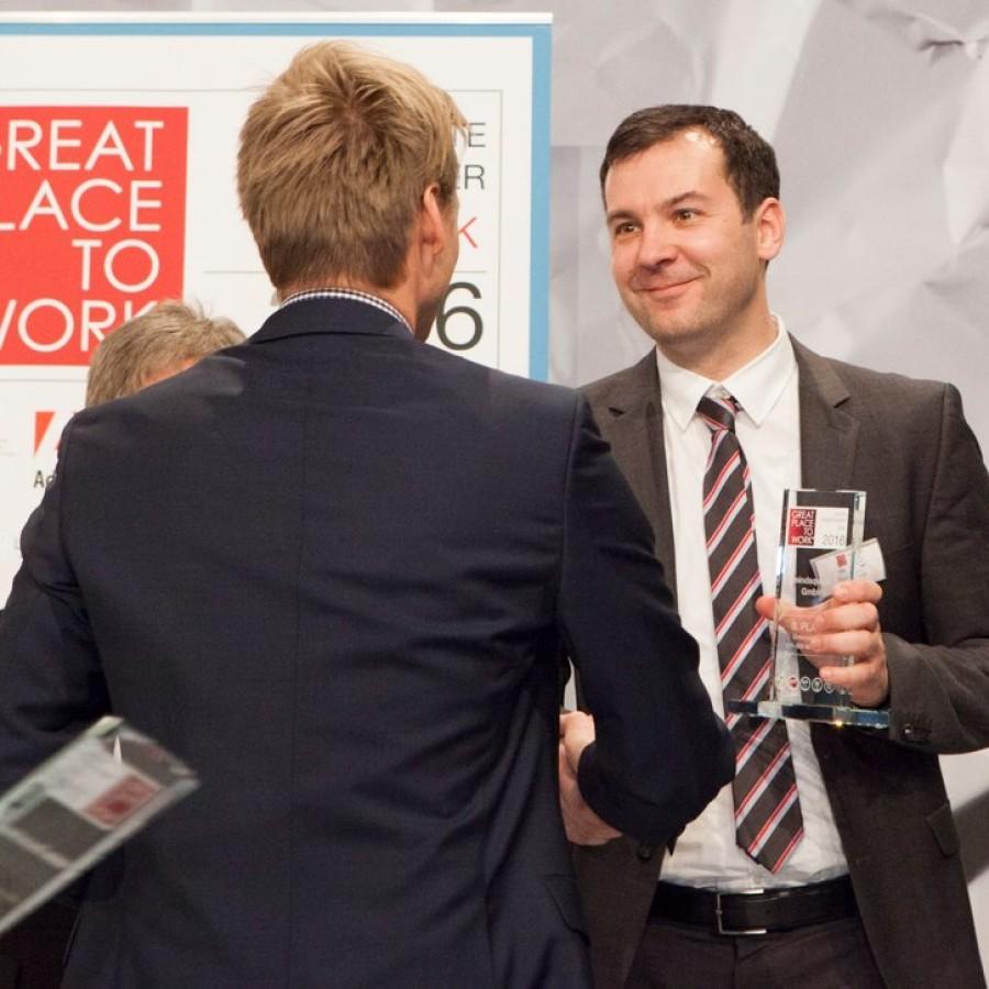 Great Place to Work: mindsquare gehört zu den besten drei ITK-Arbeitgebern in Deutschland