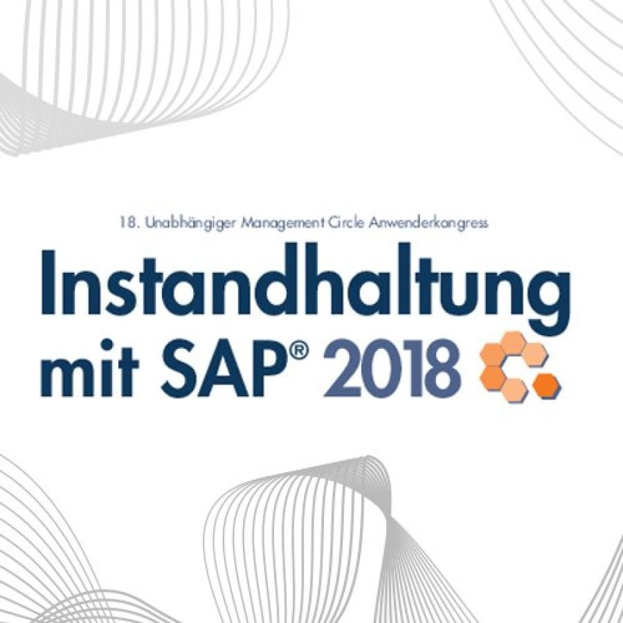 Anwenderkongress Instandhaltung mit SAP in Düsseldorf