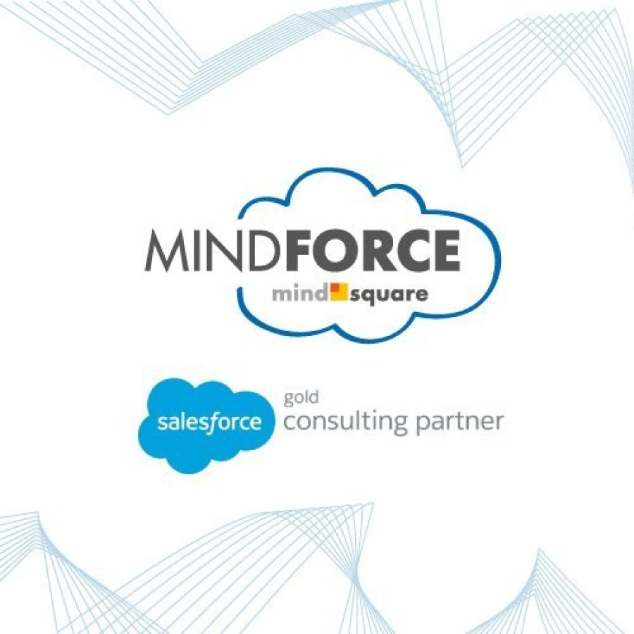 MINDFORCE erreicht Gold Level im Salesforce Partner Programm