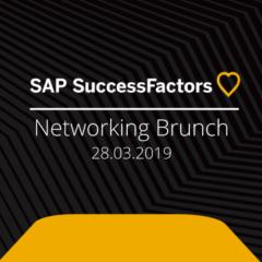 Unser Networking Brunch zum Thema SAP SuccessFactors