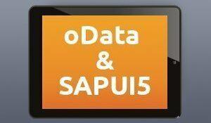 oData & SAPUI5