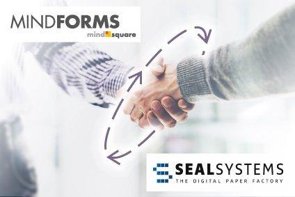 MINDFORMS und SEAL Systems schließen strategische Partnerschaft