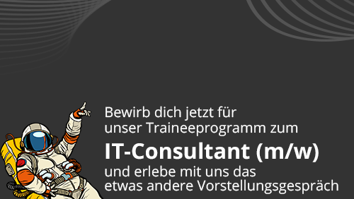Trainee IT Consultant