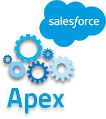 Salesforce Apex.