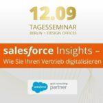 Tagesseminar Salesforce Insights