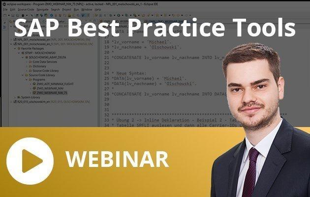 sap-best-practice-tools