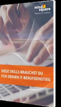 Unser Whitepaper zu den Skills für deinen IT-Berufseinstieg