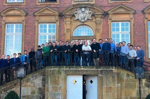 40 mindsquarianer schaffen erste PRINCE2-Zertifizierung