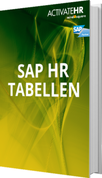E-Book SAP HR Tabellen