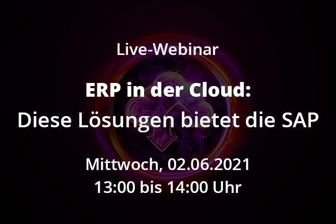 ERP in der Cloud: Diese Lösungen bietet die SAP