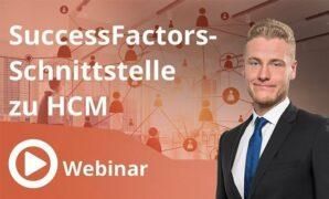 SuccessFactors-Schnittstelle zu HCM