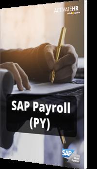 E-Book SAP Payroll PY Buchgrafik