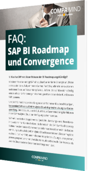 FAQ: SAP BI Roadmap und Convergence