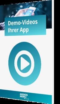 Demo-Videos Ihrer App