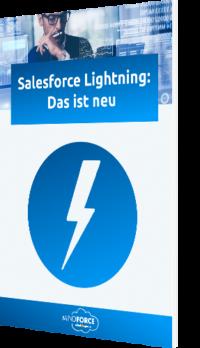 Unser Whitepaper: Salesforce Lightning - das ist neu