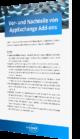 Vor- und Nachteile von AppExchange Add-Ons