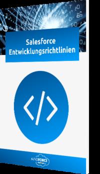 Unser Whitepaper zu den Salesforce Entwicklungsrichtlinien