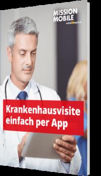 Krankenhausvisite einfach per App