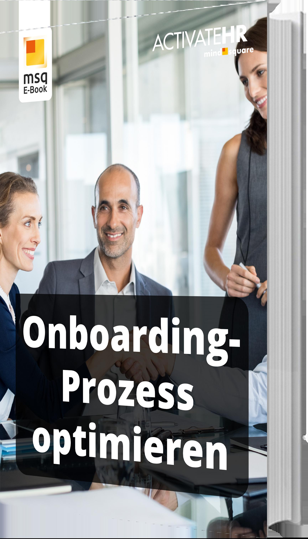 Onboarding-Prozess optimieren