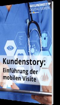 Buchgrafik: Einführung der mobilen Visite