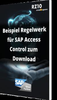 Beispiel Regelwerk SAP Access Control