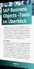 Unser Whitepaper zu SAP BusinessObjects – Tools im Überblick