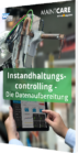 Unser Whitepaper zum Instandhaltungscontrolling: die Datenaufbereitung