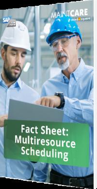 Unser Fact Sheet: Multiresource Scheduling