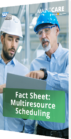 Unser Fact Sheet: Multiresource Scheduling