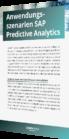 Unser Whitepaper zu den Anwendungsszenarien SAP Predictive Analytics