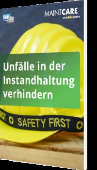 Unser Whitepaper: Unfälle in der Instandhaltung verhindern