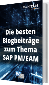 Unser E-Book zu den besten Blogbeiträgen zum Thema SAP PM/EAM
