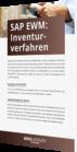 Unser Whitepaper zu SAP EWM: Inventurverfahren