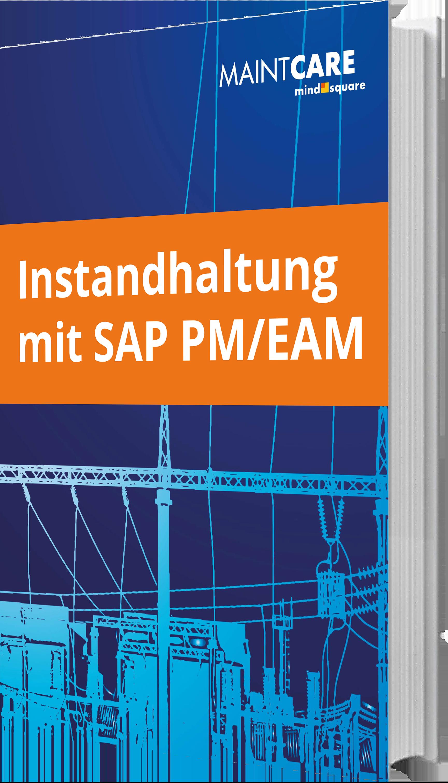 Unser E-Book zur Instandhaltung mit SAP PM/EAM