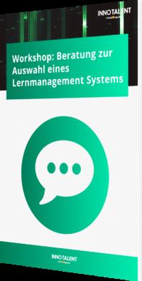 Beratung Lernmanagementsystem