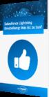 Unser Whitepaper zum Thema Salesforce Lightning Umstellung: Was ist zu tun?
