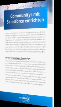 Unser Whitepaper zur Einrichtung der Communitys mit Salesforce