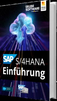 Unser E-Book zur SAP S/4HANA Einführung