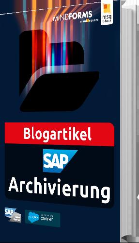 Unsere Blogartikel zur SAP Archivierung
