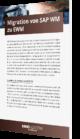 Unser Whitepaper zum Thema Migration von SAP WM zu EWM