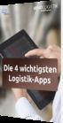 Unser Whitepaper zu den 4 wichtigsten Logistik-Apps