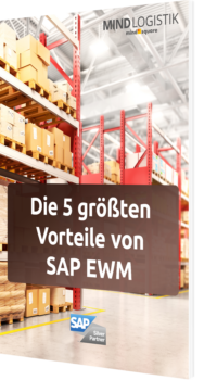 Unser Whitepaper zu den 5 größten Vorteile von SAP EWM
