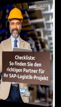 Unsere Checkliste: So finden Sie den richtigen Partner für Ihr SAP Logistik Projekt