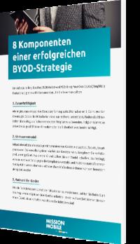 Whitepaper: 8 Komponenten einer erfolgreichen BYOD-Strategie