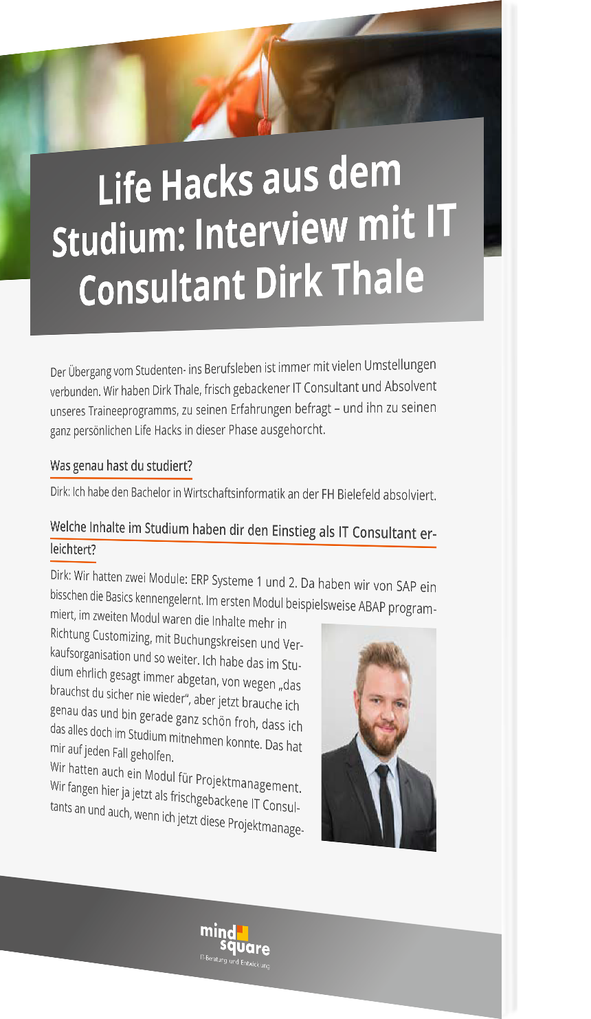 Interview mit Dirk Thale
