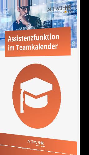 Assistenzfunktion im Teamkalender