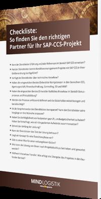 Checkliste_So finden Sie den richtigen Partner für Ihr SAP-CCS-Projekt